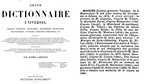Grand Dictionnaire Larousse